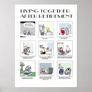 Vida junto después del retiro - poster #2
