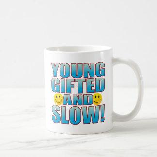 Vida lenta joven B Taza