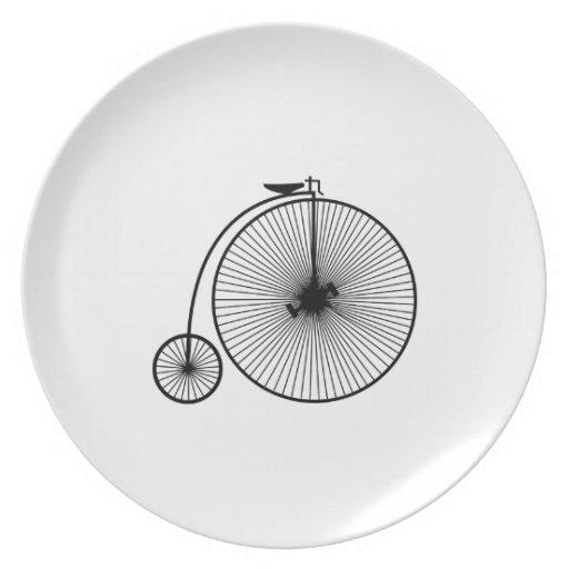 Vida lenta plato de cena