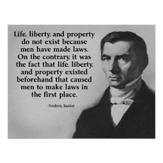 Vida, libertad, y propiedad poster
