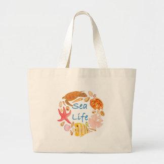 Vida marina bolsas