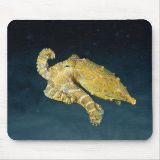 Vida marina - pulpo alfombrillas de ratón