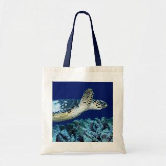Vida marina - tortuga de mar bolsa