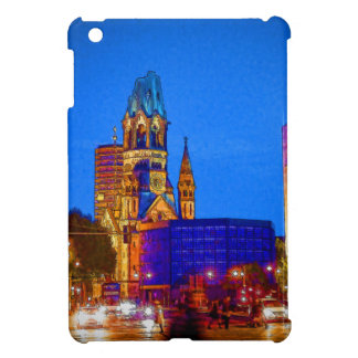 Vida nocturna de Berlín - iglesia del monumento de