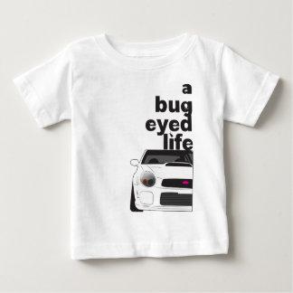 Vida observada insecto de Subaru Playera De Bebé
