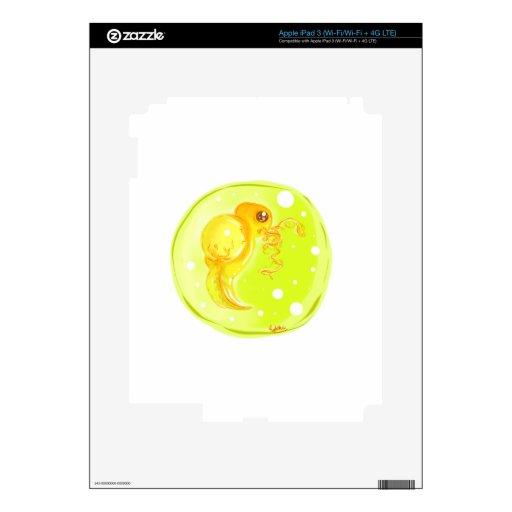 Vida Pegatina Skin Para iPad 3