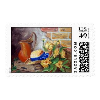 Vida rural sellos