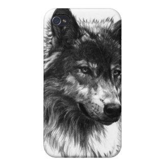 Vida salvaje - caso duro de Speck® Fitted™ Shell p iPhone 4/4S Carcasas