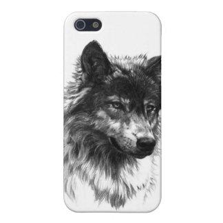 Vida salvaje - caso duro de Speck® Fitted™ Shell p iPhone 5 Carcasas