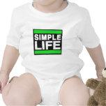 vida simple green.png traje de bebé