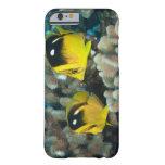 Vida subacuática; PESCADOS:  Un par de Fourspot Funda Para iPhone 6 Barely There