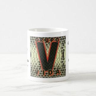 "Vida ""V"" Mug"
