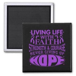 Vida viva de la epilepsia con la fe