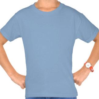 Vida viva en camiseta el borde del gato del