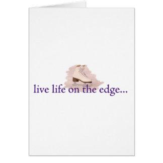 Vida viva en el borde… felicitacion