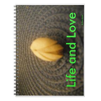 Vida y amor del cuaderno