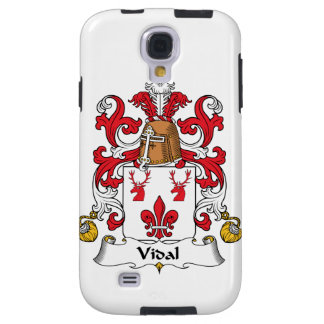 Vidal Family Crest Galaxy S4 Case