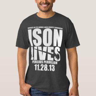 Vidas 11.28.13 de ISON Remera