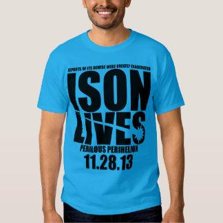 Vidas 11.28.13 de ISON Remeras