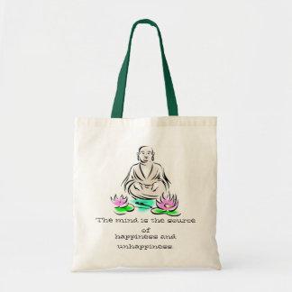 vidas de Buda Bolsa Tela Barata