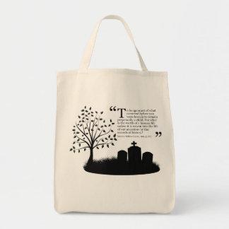 Vidas de nuestros antepasados bolsa tela para la compra