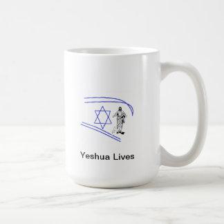 Vidas de Yeshua Taza De Café