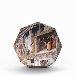 Vidas del Fra Angelico- del Sts. Lorenzo y Stephen