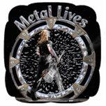 ¡Vidas del metal! Escultura Escultura Fotográfica