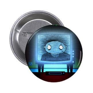 Video 2 Inch Round Button