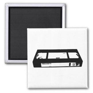 Video Cassette VHS Fridge Magnets
