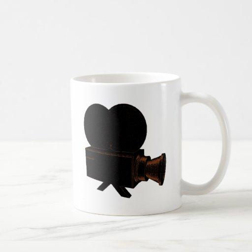 Vídeo del vintage taza de café