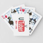 Vídeo en línea que soy baraja cartas de poker