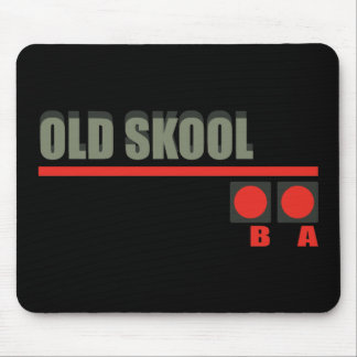 Video Game 101 at Old School Mouse Pad
