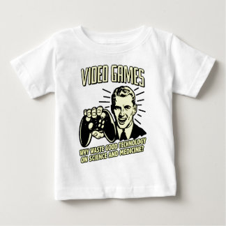 """""""Video Game"""" Baby T-Shirt"""