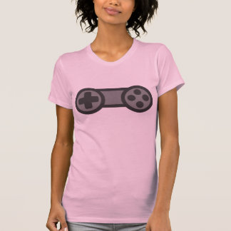 Video Game Boob Controller T-Shirt
