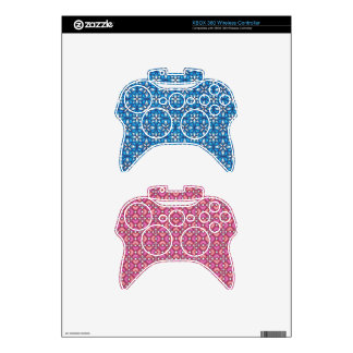 Video Game Controller Decal Xbox 360 Controller Decal