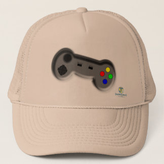 Video Game Controller Trucker Hat