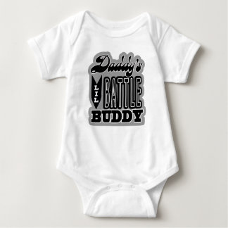 Video Game Daddy or Military Daddy Father's Day - Baby Bodysuit