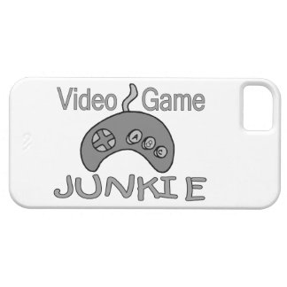 Video Game Junkie iPhone SE/5/5s Case