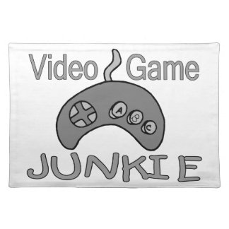 Video Game Junkie Placemat