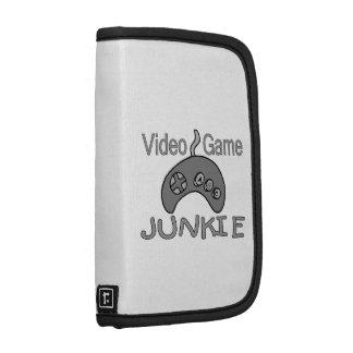 Video Game Junkie Planner