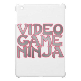 VIDEO GAME NINJA (red) iPad Mini Cases