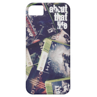 Video Game Phone Case iPhone 5 Cover