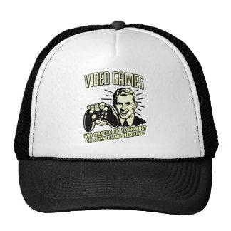 """Video Game"" Trucker Hat"
