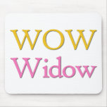 Video Game Widow Mousepads