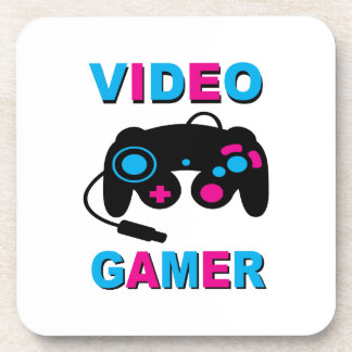 Video Gamer Coasters