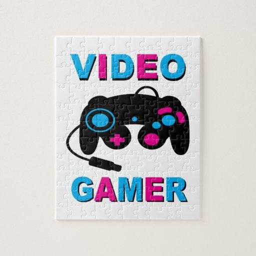Video Gamer Puzzle