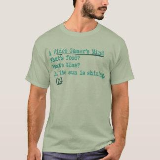 video gamers mind gg T-Shirt