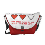 Video Games Courier Bags