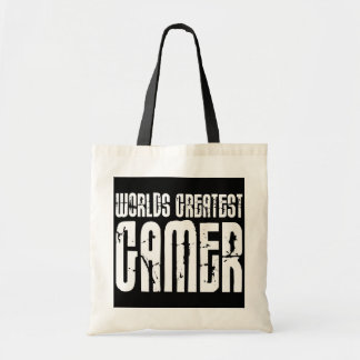 Video Games Gaming & Gamers Worlds Greatest Gamer Bag